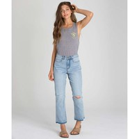 CHILL OUT CROPPED DENIM