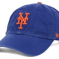 New York Mets MLB OFR '47 CLEAN UP Cap