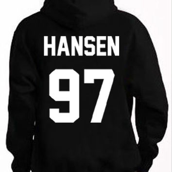 Fifth Harmony Hoodie Dinah Jane Hansen 97 Hooded Sweatshirt Logo Black White Gray Red Maroon Unisex Hoodie Tee S,M,L,XL #5