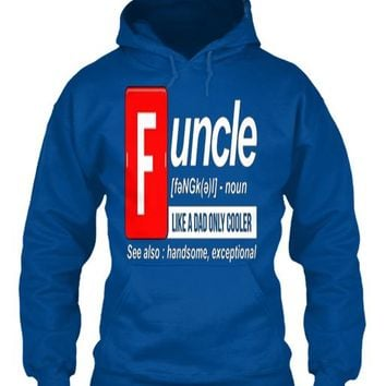 Funny Gift For Uncle Funcle