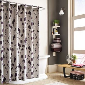 Kenneth Cole Reaction Home Shades Shower Curtain