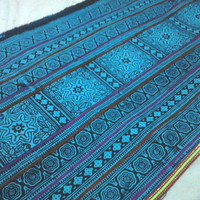 Northern Thailand Hmong Tribal Ethnic Fabric By The Yard 103