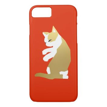 Fortune Cat (Chinese New Year) iPhone 8/7 Case
