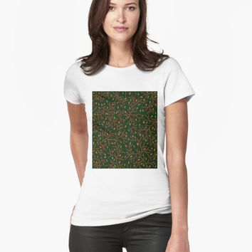'Branches' T-shirt by VibrantVibe