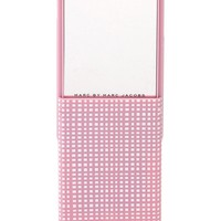 GINGHAM IPHONE 6 CASE MINI MIRROR