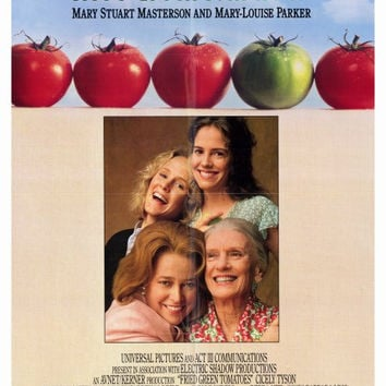 Fried Green Tomatoes 27x40 Movie Poster (1991)