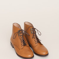 Totokaelo - A.P.C. Lace-up Boot - $495.00