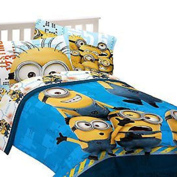 Kids, Toddlers,Childrens, Teens, Twin Size Bedding Comforter Set