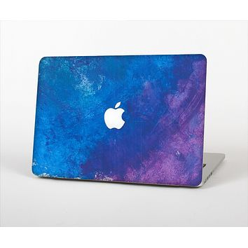 "The Blue & Purple Pastel Skin Set for the Apple MacBook Pro 13"" with Retina Display"