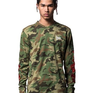 Hawker Long Sleeve - Camo