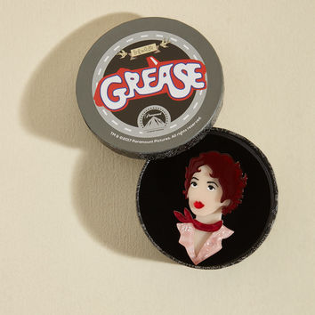 Erstwilder Pink Ladies Pride Resin Pin in Rizzo