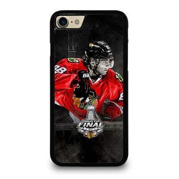 BLACKHAWKS HOCKEY CHICAGO CAPTAIN MORGAN iPhone 4/4S 5/5S/SE 5C 6/6S 7 8 Plus X Case