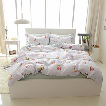 Charming Little Fox Bedding Sets