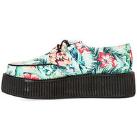 The Mondo Sole Creeper in Tropical Print