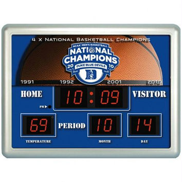 Scoreboard Wall Clock - Officially Licensed
