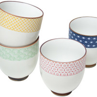 Apartment 48 - Shop - Entertaining - Kidan Teacups - Home Furnishings and Interior Design - New York City