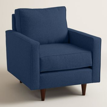 Chunky Woven Nashton Upholstered Chair