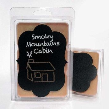 Smoky Mountains Cabin | Chalkboard Tart