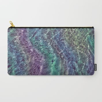 Colourful Sea Carry-All Pouch by Adaralbion