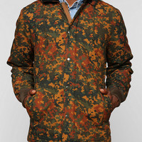 OBEY Wesson Camo Jacket - Urban Outfitters
