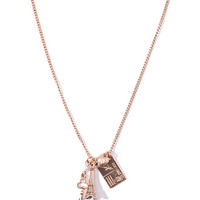 Paris Charm Necklace