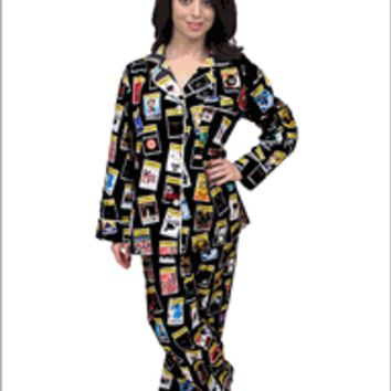 The 2014 Playbill Pajamas for Women
