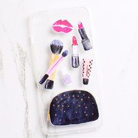 Cosmetics Bag iPhone Case