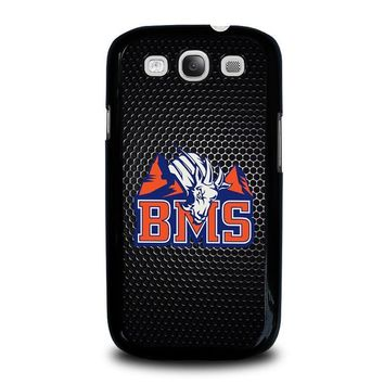 bms blue mountain state samsung galaxy s3 case cover  number 1