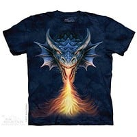 Fire Breather Kids T-Shirt