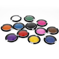 Hot Selling Popular Hair Color Temporary Hair Dye Chalk Compact Candy Color Pressed Powder For Hair Coloring Fast Delivery