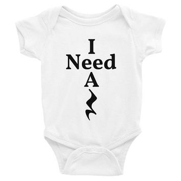 I need a rest, music baby clothes, music baby Onesuits, music baby Onesuits, music baby shirt, trendy baby clothes, baby shower gift,