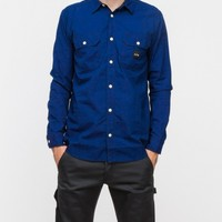A.P.C. X Carhartt / Sailor Shirt in Indigo