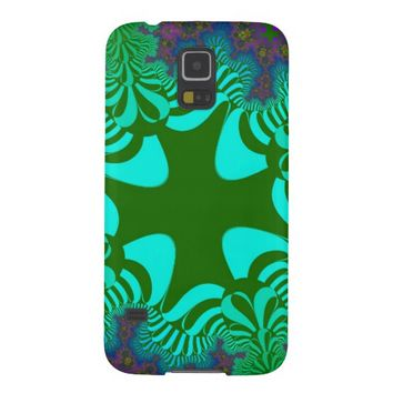 Colorful Jungle Star Samsung Galaxy S5 Case