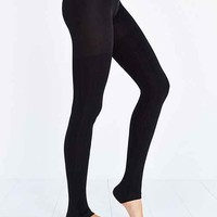 Fleece-Lined Footless Tight-