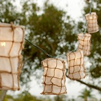 FISHING NET STRING LIGHTS