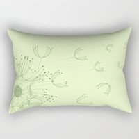 Freedom On The Breeze Rectangular Pillow by Inspired Images