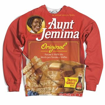 Pancake Queen Sweater