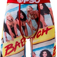 ONETOW PSD Baewatch Crew Boxer Briefs In Red