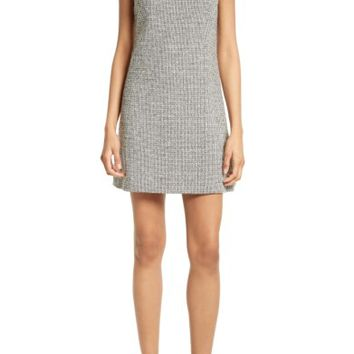 Alice + Olivia Coley Mock Neck Dress | Nordstrom