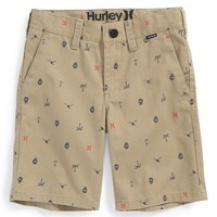 Boy's Hurley 'Getaway' Walk Shorts