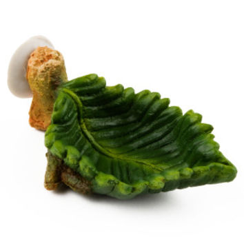 All Living Things® Leaf Reptile Water Dish