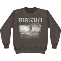 Burzum Men's  Aske Sweatshirt Grey