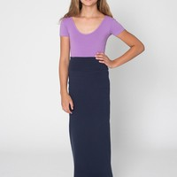 rsa7214 - Youth Interlock Long Skirt