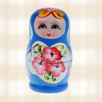 Russian Nesting Matriarchy Wooden Dolls Toy