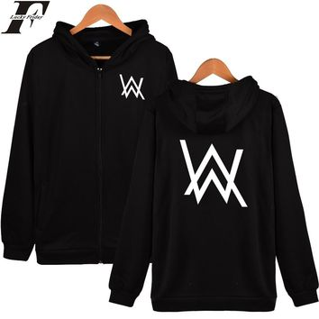Men Zipper Hoodies And Sweatshirt Fashion Cool K pop Hip-hop Zipper Hoodies For Men