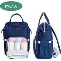 Pyeta Nappy Bag Large Capacity  Diaper Backpack