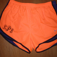 Monogram Your Running Shorts
