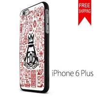 fall out boy band fans page us KK iPhone 6 Plus Case