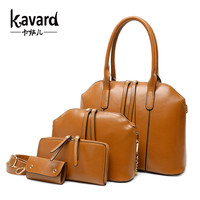 Sac a Main Women Bags Ladies Purses And Handbags Bolsos brand Parent Subsidiary Handbag &Messenger& Bag &Purse&Wallet 4 Sets
