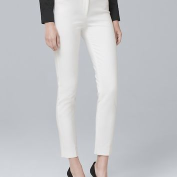 White House Black Market Comfort Stretch Slim Ankle Pants